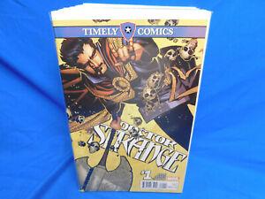 DOCTOR STRANGE #1 Timely Comics Reprint 1st Zelma Stanton MARVEL (2015) VF/NM