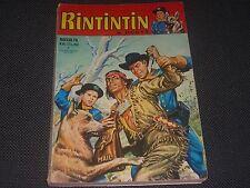 """RACCOLTA RIN TIN TIN & RUSTY N.18 NUOVA SERIE - CENISIO 1974 - MOLTO BUONO  """"N"""""""