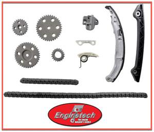 Engine Timing Chain & Oil Pump Kit ENGINETEC 138 LINKS For Ford Ranger 2.3L16V