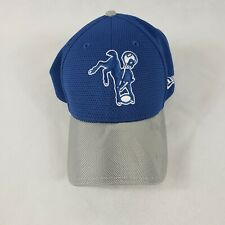 Indianapolis Colts NFL New Era 39 Thirty adjustable Cap Hat Small Medium NWT $30