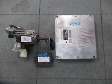TOYOTA KLUGER ECU ENGINE ECU, 3.5, 2GR, GSU40-GSU45, 89661-48D00, SEC SET (ECU/I