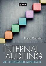 Internal Auditing : An Integrated Approach by Richard Cascarino (2015,...