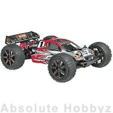 HPI Racing 1/8 Nitro Trophy 4.6 Truggy 2.4GHz RTR - HPI107014