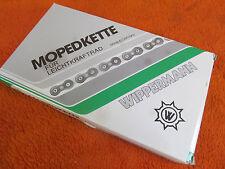 Wippermann Kette 1/2 x 1/4 122 Glieder Kleinkraftrad Kreidler Florett K54 RS