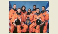 Official Space Shuttle Columbia Final Crew PHOTO Last Tragic Mission  8x10