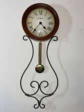 Howard Miller 625-497 Kersen Wall Clock -Model #625-497 -S/N: kJ 209671002