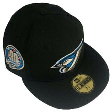 Toronto Blue Jays New Era 59Fifty 30th Anniversary Side Patch MLB Fitted Hat Cap