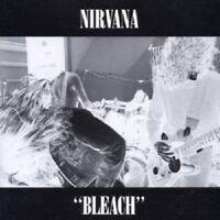 "NIRVANA ""BLEACH"" LP VINYL NEW!"