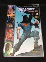 DC Comics The New 52 #1 Sneak Preview Justice League #1 2011 VF+