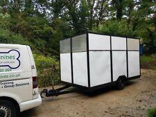 Large Box Trailer 11ft x 6ft