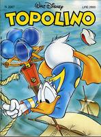 fumetto TOPOLINO WALT DISNEY numero 2067