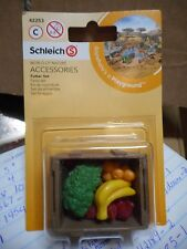 Feed Set by Schleich/ New In Pkg/ 42253/ horse accessories/ Retired