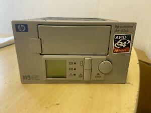 HP SureStore DAT 40x6 Tape Autoloader Drive (B3)
