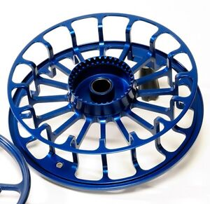 GALVAN T-8 SPARE SPOOL FOR TORQUE 8 FLY REEL BLUE #8/9 WT. ROD FREE US SHIPPING