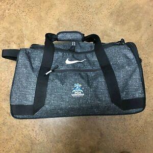 Nike Sport Golf Duffle Bag 2018 PGA Championship Bellerive Gray/Black