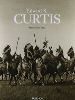 Edward S. Curtis. Ediz. italiana ( STORIA DEGLI INDIANI D'AMERICA)-SIGILLATO