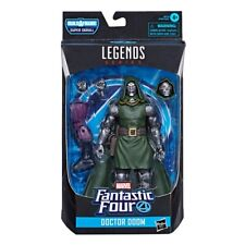 Marvel Legends Fantastic Four Super Skrull BaF Dr Doom Figure Fortnite Disney