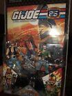 Sealed G.I.JOE 25th Anniversary Dreadnok Torch and Ripper Comic 2 Pack Yo Joe