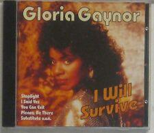 CD  Gloria Gaynor i will survive