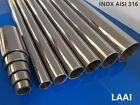 Tubo tondo 25X1,5 in acciaio inox AISI 316 lucido