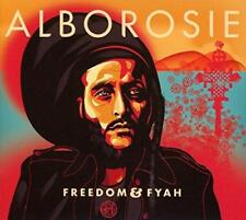 Alborosie - Freedom & Fyah (NEW CD)