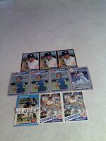 *****Brian Dayett*****  Lot of 45 cards.....13 DIFFERENT / Baseball