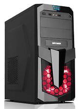 AUFRÜST PC AMD Ryzen 5 2600X GTX 1050Ti 4GB/RAM 8GB DDR 4/Computer Mauspad