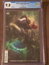 Red Hood and the Outlaws #25B (CGC 9.8) - Yasmine Putri Variant - Sold Out!