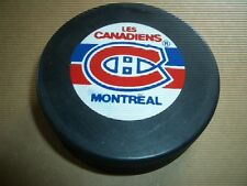 Vintage Hockey Puck-Montreal Canadiens 1993 Champions-Made in Czechoslovakia!