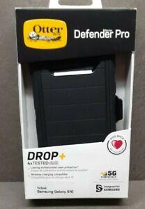 Otterbox - Defender Pro - S10 Samsung Galaxy Case + Holster - Black