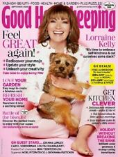 GOOD HOUSEKEEPING MAGAZINE SEPTEMBER 2020 LORRAINE KELLY COVER / INTERVIEW ~ NEW