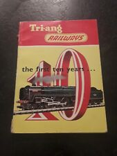 More details for tri-ang railways