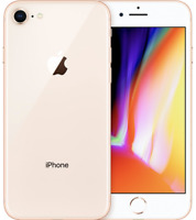 Apple iPhone 8 64GB Gold - (ohne Simlock) NEU OVP MQ6J2ZD/A EU