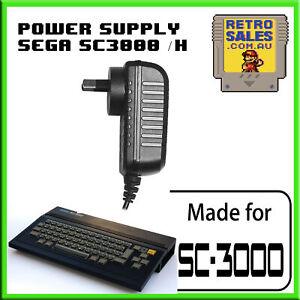 Sega SC3000 Power Supply Adapter Pack New Aftermarket AUS Plug PSU