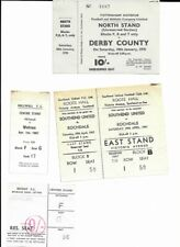 TICKET - ORIENT v BARNSLEY - 19 APRIL 1969