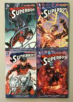 Superboy Vol 1 Incubation 3 Lost 4 Blood & Steel 5 Paradox TPB (2011 DC) New 52