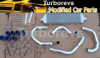 VW GOLF MK4 1.8T GTI MKIV FRONT MOUNT INTERCOOLER KIT