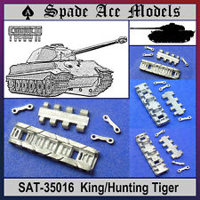 Spade Ace 1/35 SAT-35016 Metal Track King Tiger/Jagd Tiger