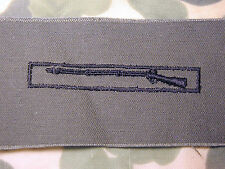 Old Vietnam Era EIB Expert Infantryman Badge  OD cloth