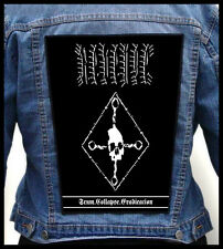 REVENGE - Scum.Collapse.Eradication   --- Huge Jacket Back Patch Backpatch
