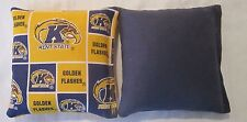 Kent State University Golden Flashes Cornhole Bags Corn hole 8 - FREE SHIP!