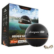 Deeper Smart Sonar PRO PLUS, WiFi + GPS Brand New DP1H10S10