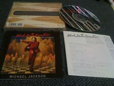 MICHAEL JACKSON / blood on the dance floor /JAPAN LTD CD
