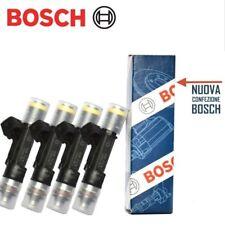 0280158827 Iniettori 4 Pezzi Fiat Multipla Doblo 1.6 Bipower Natural Power Bosch