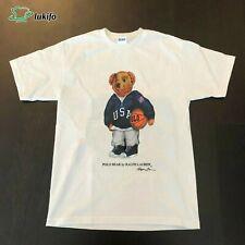90s Polo Bear Basketball Sport Vtg unisex shirt