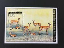 Nederlandse Antillen 1992 Wildlife Animal Deer Sheet MNH