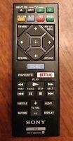 Sony Genuine RMT-VB201U Remote for Blu-ray BDP-S3700 BDP-BX370 BDP-S1700