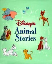 Disney's Animals Stories by Sarah E. Heller (2000, Hardcover)