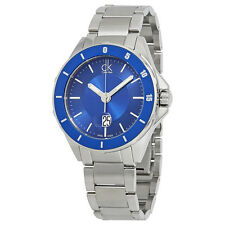 Calvin Klein Play Blue Dial Mens Watch K2W21Z4N
