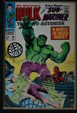 TALES TO ASTONISH # 95 : VERY FINE/NEAR MINT : SEPT 1967 : (MARVEL COMICS).